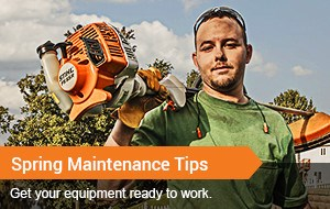 Spring Maintenance Tips